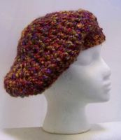 Corinthian beret by user-name-not-found