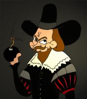 Guy Fawkes by Wzzkid94