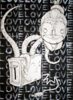 Towster Love Head by Cerpin23