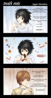 Death Note - Sugar Overdose by L-is-Justice-Club