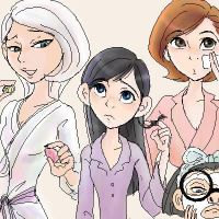 girls by shibu