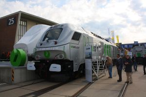 Innotrans '12 - Vossloh Eurolight by ZCochrane