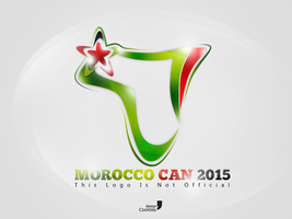 2nd LOGO MOROCCO CAN 2015 by CoolDes