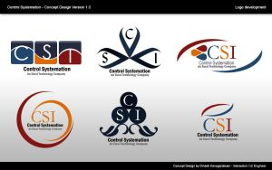 logoDESIGN CSI V1 by informer