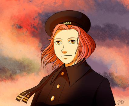 What do you dream of, cruiser Aurora? by Polina-PG