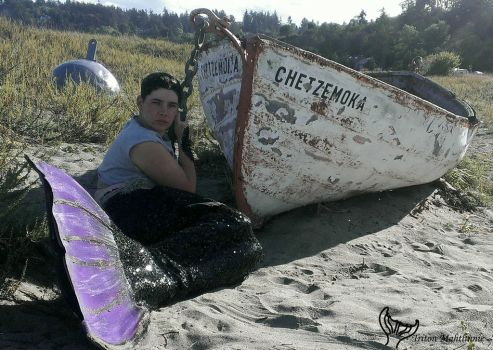 Washed Ashore by exdraghunt