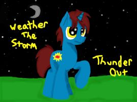 Twitter Goodnight by ThunderStormin