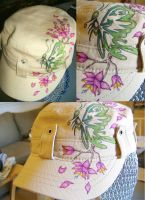 Tatted Hat by RandomK