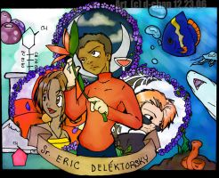 ::Eric Delko:: by bloodyd-chan