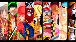One Piece Z - Collabs by strabixio