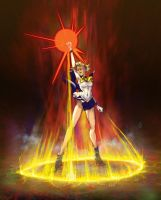 Sailor Uranus: World Shaking by El-Chupacabras