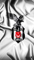 Besiktas Wallpaper by ozturkdesign