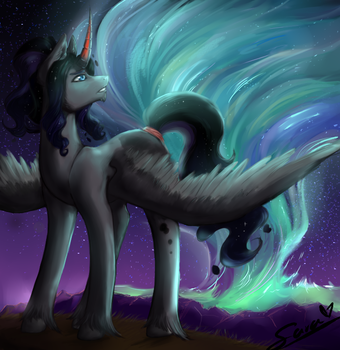 Comission-12 by saracentric