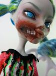 MH Custom - Zombified Ghoulia by periwinkleimp
