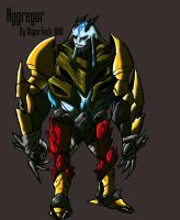 Aggregor Mutant Form by IHComicsHQ