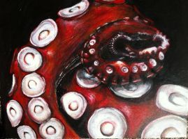 Tentacle by ckrickett