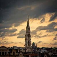 Wallonie-Bruxelles by gilderic