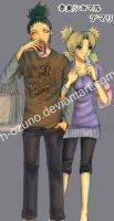 ShikaTema: Day Date by h-ozuno