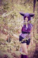 Espeon II by xposed-photography