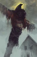 Scarecrow by Duality84