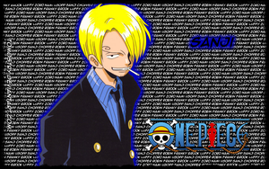 Sanji Straw Hat Pirate - OP by TomOstry