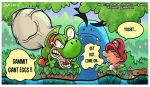 Yoshi New Island by JFRteam