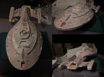 USS Voyager by i-amarobot