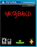 Grojband PS Vita Cover by ETSChannel