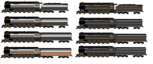 More of the Bigger 4-10-0s by dinodanthetrainman