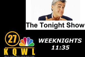 Tonight Show Promo for KQWL-TV (1996-2001) by revinchristianhatol