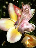 Another Flower Fae... :D by miss69