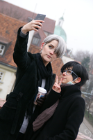 Victuuri by CosplayAlley