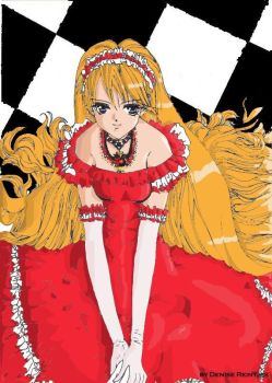 Skip Beat: Baroque Princess by Aika-san