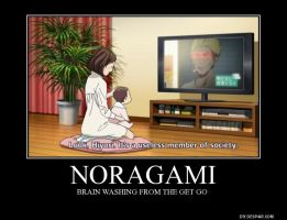 Noragami Motivational by RedSanguine