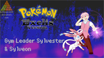 PKMN Exelis Wallpaper - Leader Sylvester/Sylveon by BattlePyramid