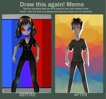 2012 vs 2014 by GenesisFrog