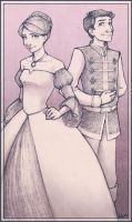 the royal couple by Kecky
