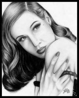 Dita Von Treese by tainted-orchid