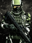 UNSC Tactical Marine by LordHayabusa357
