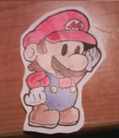 Paper Mario by Starway09