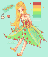 [Contest Entry] : Jasmine by ophily