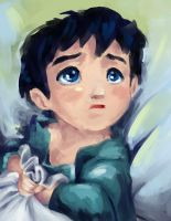 little bruce by TOC-Hada