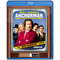 Anchorman The Legend of Ron Burgundy by prestigee