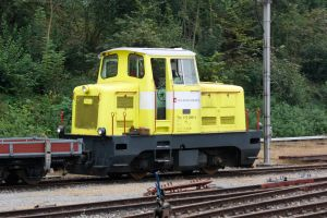 Poison Yellow Shunter by ZCochrane