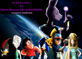 World War Chaos 2.5: Enter Beerus, the Unbeatable by ToonEmpire24