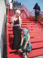 Magnet Miku-Luka by xeccentricity