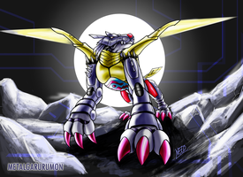 Mtgarurumon by puppisama