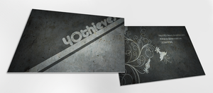 New Business Card Design by 40-thieves