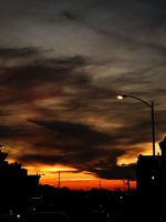 Sunset IX by Baq-Stock