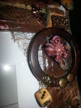 Steampunk Photo Frame 2 by Roxie5526